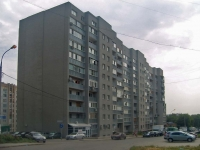 neighbour house: st. Dybenko, house 120А. Apartment house