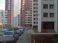 Samara, Dybenko st, house 120. Apartment house
