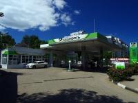 Samara, st Dybenko, house 21А. fuel filling station
