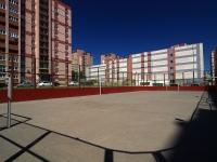 Samara, st Otvazhnaya. sports ground