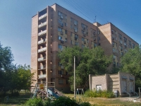 Samara, Dybenko st, house 157. Apartment house