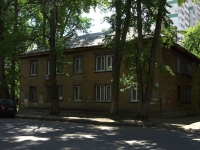 Samara, Dybenko st, house 7. Apartment house