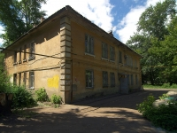 Samara, st Dybenko, house 10. Apartment house