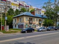 Samara, Dybenko st, house 12А. Apartment house