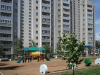 Samara, Dybenko st, house 120А. Apartment house