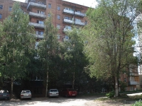 Samara, Dybenko st, house 124. Apartment house