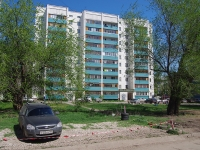Samara, st Pugachevskaya, house 6. Apartment house