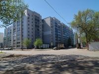 Samara, st Pugachevskaya, house 10А. Apartment house