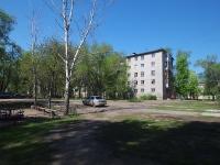Samara, st Pugachevskaya, house 19А. Apartment house