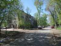 Samara, st Pugachevskaya, house 23. Apartment house