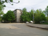 Samara, st Puteyskaya, house 18. Apartment house