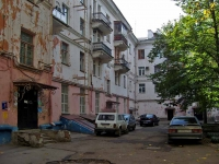 Samara, Sevastopolskaya st, house 43. Apartment house with a store on the ground-floor