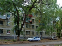 neighbour house: st. Sevastopolskaya, house 46. Apartment house