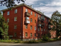 neighbour house: st. Sevastopolskaya, house 47. Apartment house