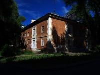 Samara, st Sevastopolskaya, house 21. Apartment house