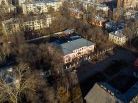 Samara, st Sevastopolskaya, house 23А. office building