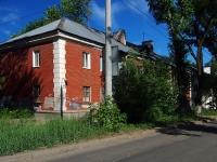 Samara, st Sevastopolskaya, house 25. Apartment house