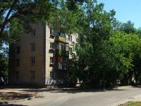 Samara, st Sevastopolskaya, house 11. Apartment house