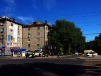 Samara, st Sevastopolskaya, house 15. Apartment house