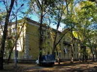 Samara, hostel №83, Sovetskaya st, house 37А