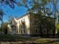 neighbour house: st. Sovetskaya, house 37. hostel №83