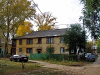 Samara, Sovetskaya st, house 66. Apartment house