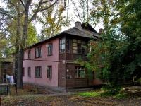 Samara, Sovetskaya st, house 70. Apartment house