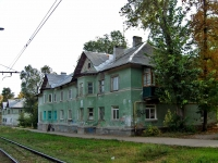neighbour house: st. Sovetskaya, house 74. Apartment house