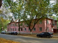 Samara, Sovetskaya st, house 76. Apartment house