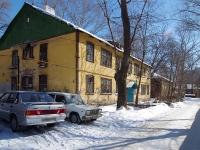Samara, Sovetskaya st, house 52. Apartment house