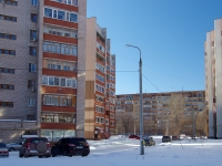 Samara, Sovetskaya st, house 73. Apartment house