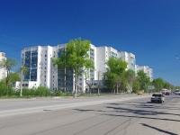 Samara, st Sovetskaya, house 1. Apartment house