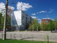 Samara, st Sovetskaya, house 4. Apartment house