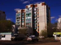 Samara, st Sovetskaya, house 5. Apartment house