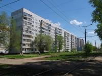 neighbour house: st. Sovetskaya, house 11. Apartment house