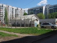Samara, st Sovetskaya. sports ground