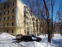 Samara, st Stroiteley, house 28. Apartment house