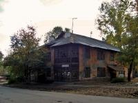 Samara, alley Tashkentskiy, house 42. Apartment house
