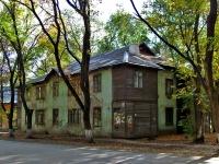 Samara, alley Tashkentskiy, house 44. Apartment house