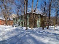 Samara, alley Tashkentskiy, house 48. Apartment house