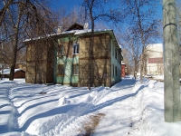 Samara, Tashkentskiy alley, house 48. Apartment house