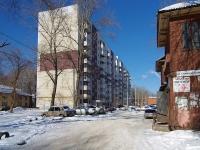 Samara, alley Tashkentskiy, house 43. Apartment house