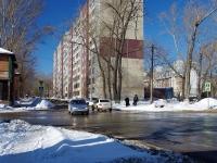 Самара, Ташкентский переулок, дом 43. многоквартирный дом
