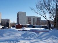 Samara, alley Tashkentskiy, house 2. Apartment house