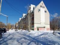 Самара, Ташкентский переулок, дом 45. многоквартирный дом
