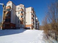 Samara, alley Tashkentskiy, house 47. Apartment house