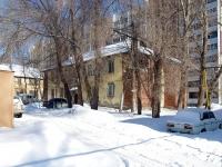 Samara, alley Tashkentskiy, house 54. Apartment house