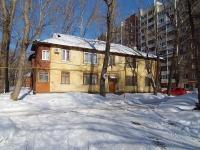 Samara, alley Tashkentskiy, house 56. Apartment house