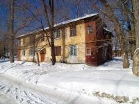 Samara, alley Tashkentskiy, house 56А. Apartment house