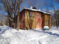 Samara, alley Tashkentskiy, house 58. Apartment house